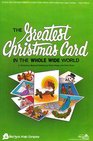 Betty Hager_Fred Bock: Greatest Christmas Card