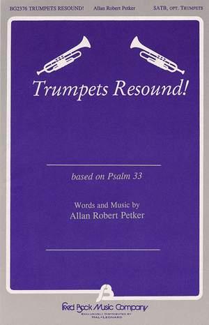 Allan Robert Petker: Trumpets Resound