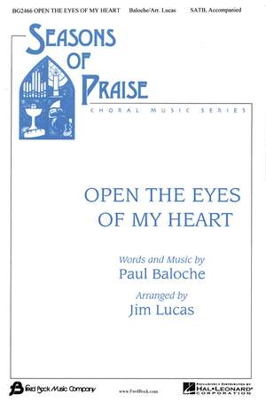 Paul Baloche: Open The Eyes Of My Heart Product Image