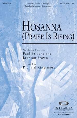 Brenton Brown_Paul Baloche: Hosanna Praise Is Rising