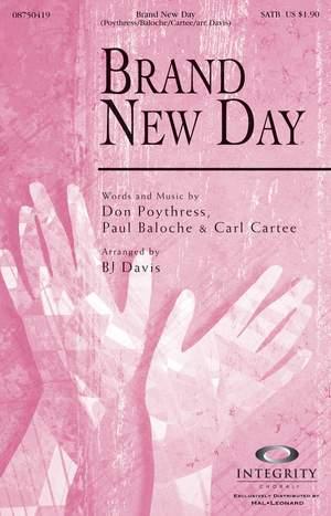 Carl Cartee_Don Poythress_Paul Baloche: Brand New Day