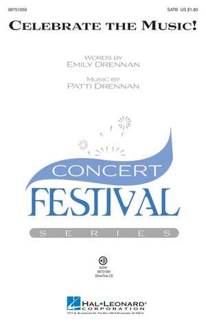 Emily Drennan_Patti Drennan: Celebrate the Music!