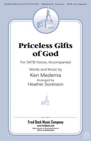 Ken Medema: Priceless Gifts Of God Product Image