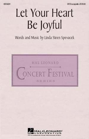 Linda Spevacek: Let Your Heart Be Joyful