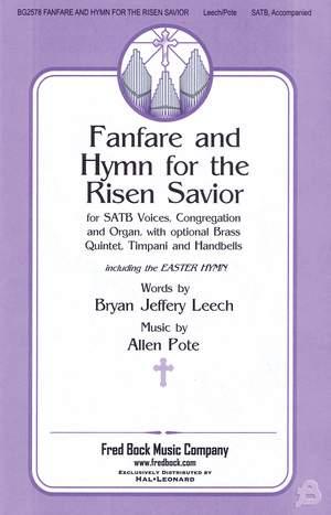 Allen Pote_Bryan Jeffery Leech: Fanfare And Hymn For The Risen Savior