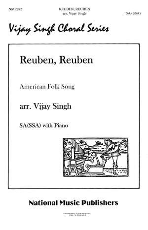 Vijay Singh: Reuben Reuben American Folk Song