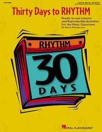 Betsy Henderson: Thirty Days to Rhythm