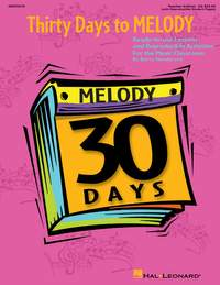 Betsy Henderson: Thirty Days to Melody