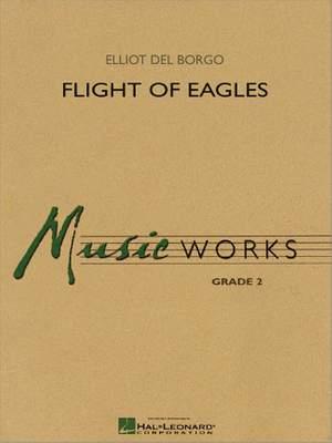 Elliot del Borgo: Flight Of Eagles