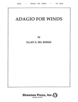 Elliot del Borgo: Adagio for Winds