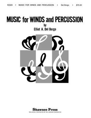 E. Del Borgo: Music for Winds and Percussion