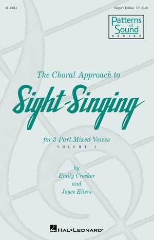 Emily Crocker_Joyce Eilers: The Choral Approach to Sight-Singing Vol. I