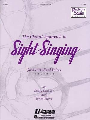 Emily Crocker_Joyce Eilers: The Choral Approach to Sight-Singing Vol. II