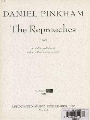 Daniel Pinkham: The Reproaches