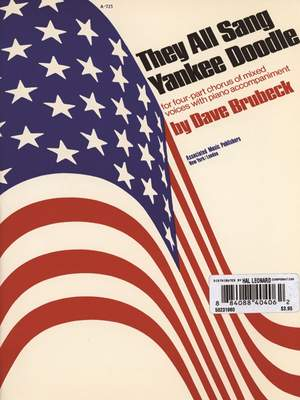 Dave Brubeck: They All Sang Yankee Doodle