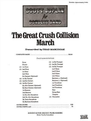 Scott Joplin: Great Crush Collision