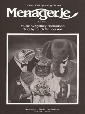 Sydney Hodkinson: Menagerie (Set No. 2)