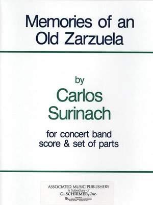 Carlos Surinach: Memories of an Old Zarzuela