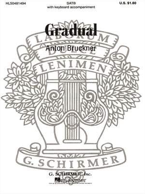 Anton Bruckner: Gradual