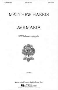 Matthew Harris: Ave Maria