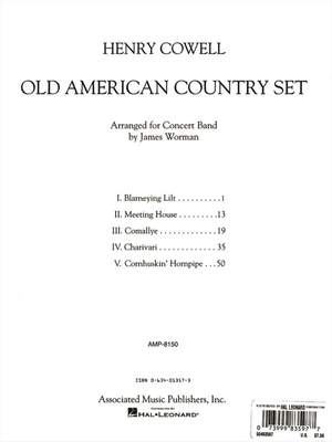 Henry Cowell: Old American Country Set