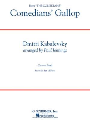 Dmitri Kabalevsky: Comedians' Gallop