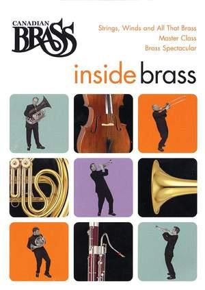 The Canadian Brass: Canadian Brass Inside Brass DVD