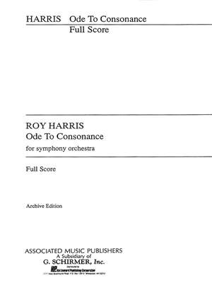 Ode To Consonance