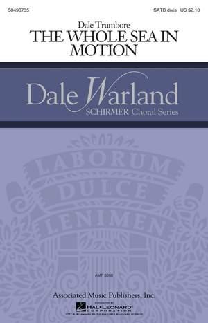 Dale Trumbore: The Whole Sea in Motion