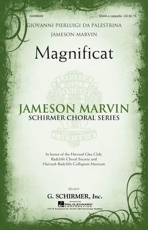 Giovanni Pierluigi da Palestrina: Magnificat