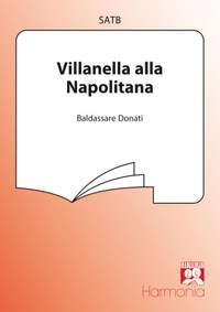 Baldassare Donato: Villanella alla Napolitana