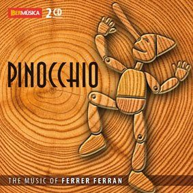 Ferrer Ferran: Pinocchio