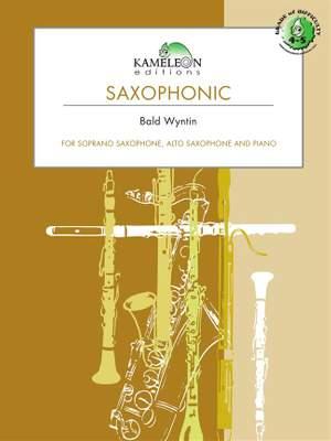 Bald Wyntin: Saxophonic