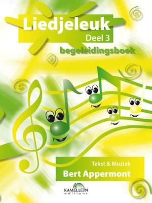 Bert Appermont: Liedjeleuk 3 Product Image