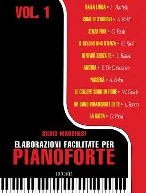 Silvio Marchesi: Elaborazioni Facilitate