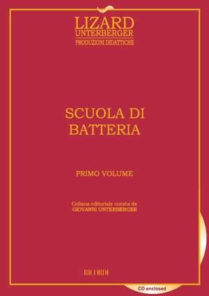 Gianluca Capitani: Scuola Di Batteria - Vol. 1