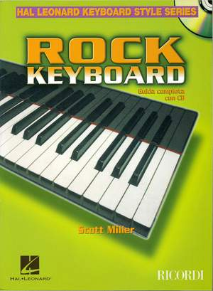 S. Miller: Rock Keyboard