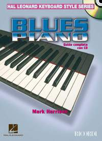 Mark Harrison: Blues Piano (Ital.)