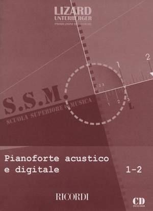 M. Catarsi: Pianoforte Acustico e Digitale - Vol. 1-2