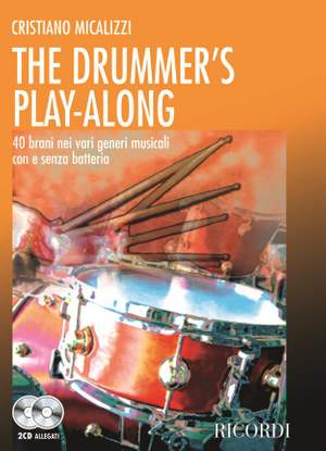 C. Micalizzi: The Drummer's Play-Along