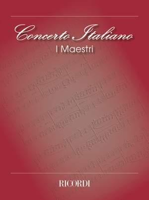 Concerto Italiano: I Maestri