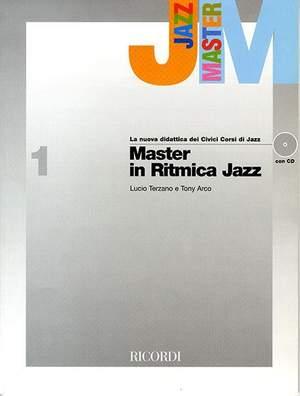 T. Arco_Lucio Terzano: Master In Ritmica Jazz - Vol. 1