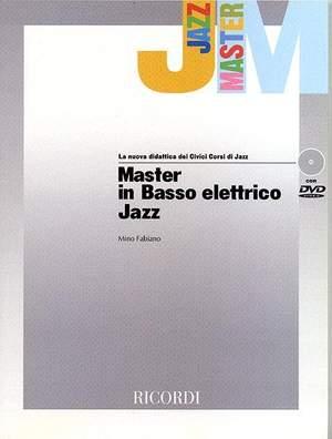 M. Fabiano: Master In Basso Elettrico Jazz - Vol. 2