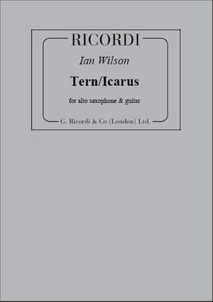 Ian Wilson: Tern-Icarus