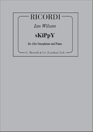 Ian Wilson: sKiPpY