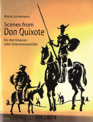 Scenes from Don Quixote