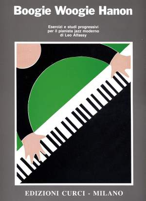 L. Alfassy: Boogie-Woogie Hanon Product Image