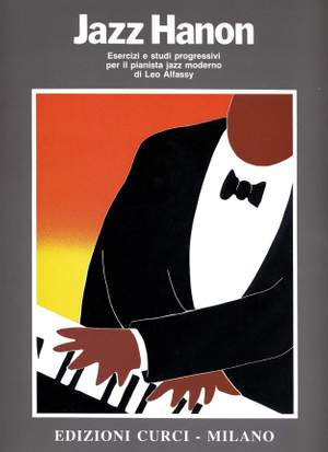 L. Alfassy: Jazz Hanon Product Image