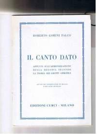 Roberto Gorini Falco: Canto Dato