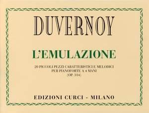 Jean-Baptiste Duvernoy: Emulazione Op. 314